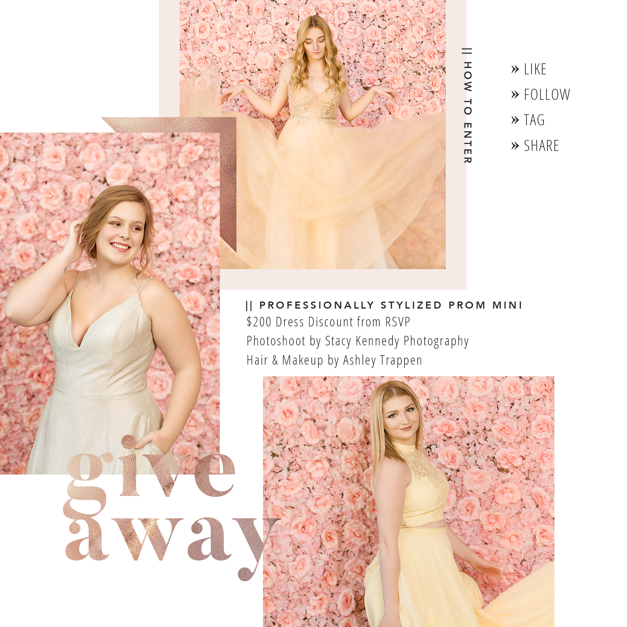 Giveaway   Prom